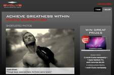 Evolve Mixed Martial Arts  Photo Competition