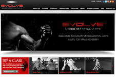 Evolve Mixed Martial Arts 2011