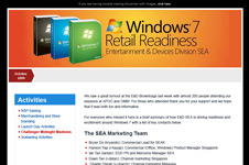 Microsoft Hardware &#8211; E-Direct Mailer