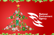 National Agency Environment &#8211; Christmas eCard