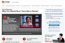 Trend Micro &#8211; Fastlane Microsite