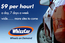 WhizzCar &#8211; Print Collateral