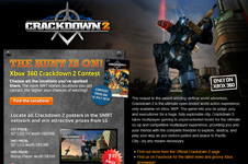 Xbox &#8211; Crackdown 2 Campaign