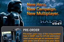Xbox &#8211; Campaigns E-Direct Mailer
