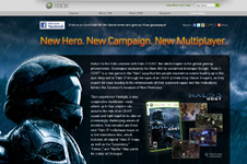 Xbox LIVE  Halo 3 ODST Preorder Campaign