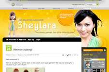 Xbox LIVE  Sheylara Blog