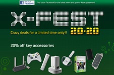 Xbox &#8211; Xfest Campaign