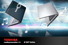 Toshiba &#8211; Made Above All